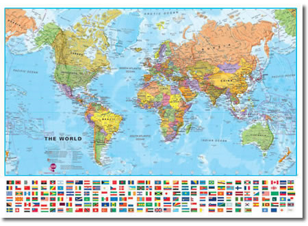 Maps internationals blue cross mapping sale begins today maps world wall map antique gumiabroncs Gallery