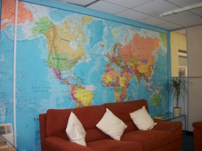 World Map Wallpaper Maps International Blog