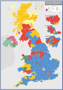 Storm Map Uk Political Storm likely after Changes to Constituency Boundary Map  Storm Map Uk