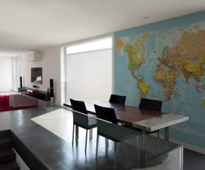 Stunning World Map Wallpaper Prize