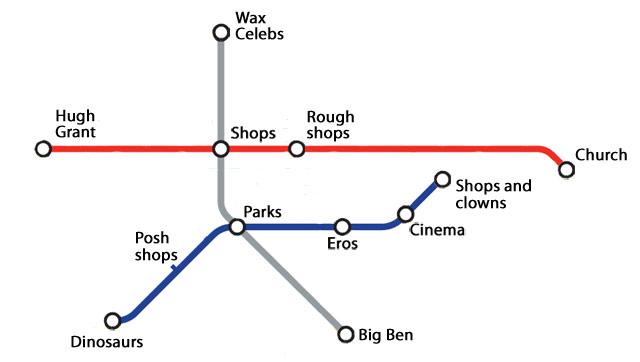 football fans football london underground