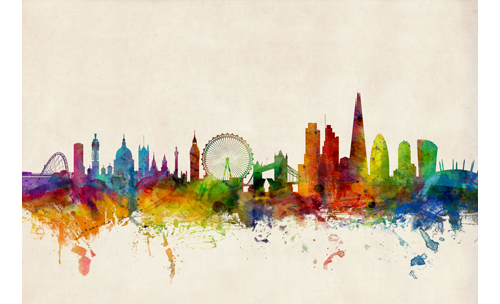 Love London in Your Home