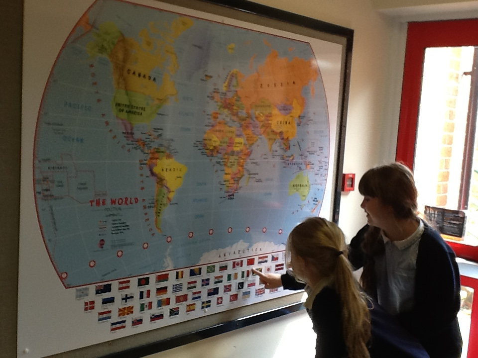 Maps for Schools - an Educational Blog
