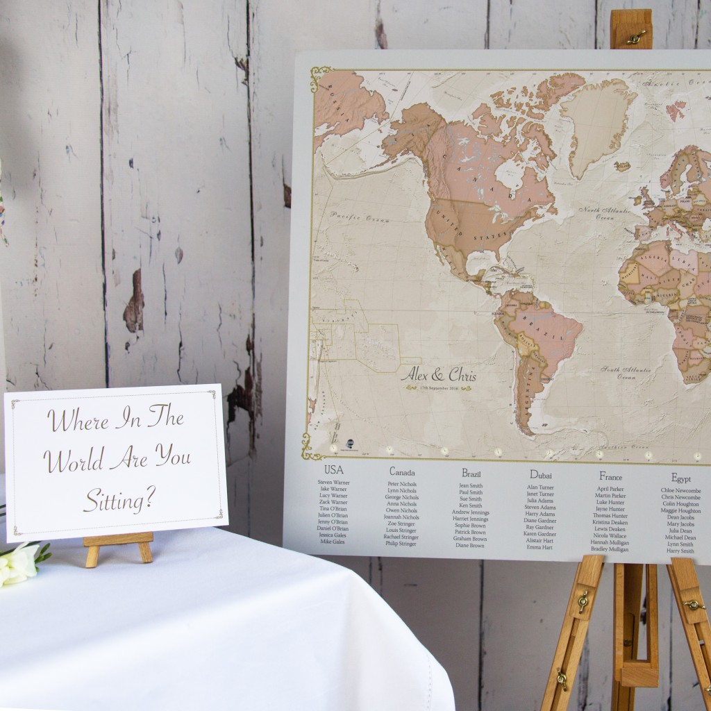 Planning a wedding just went global maps international blog gumiabroncs Images