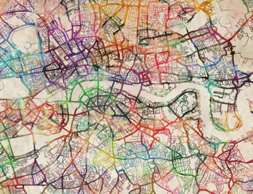 Great map gifts for every City Dweller!