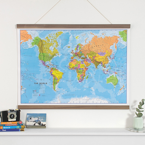 Perfect Maps For The Home Or Office