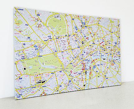 A-Z Visitors' Map London
