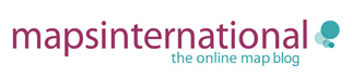 Maps International Blog Logo