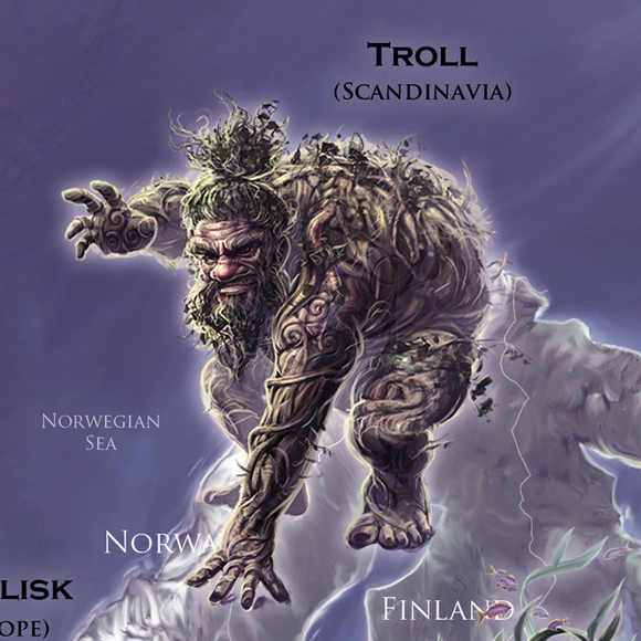Troll from Scandanavia