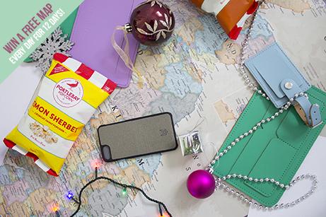 12 Maps for Christmas