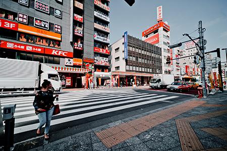 KFC in Japan