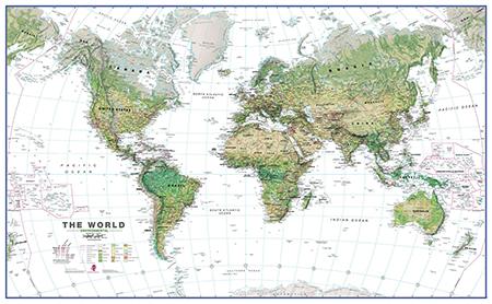 World Environment White Ocean