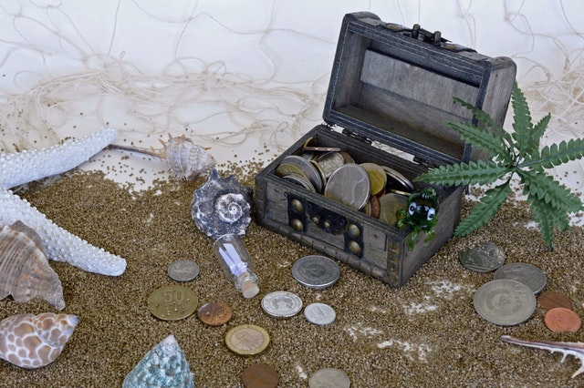 Travel money (image)