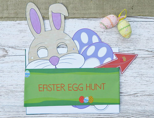 Paper Craft Activities to Keep Little Explorers Busy this Easter