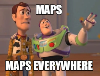 Maps Everywhere