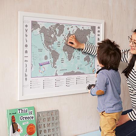 Scratch the World® Kids Adventure Edition 2