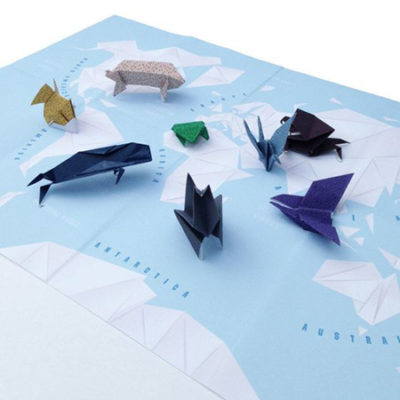 Origami Craft Kit - Maps International