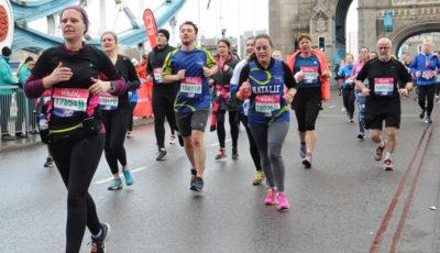 London Marathon Clare Varney Image 1