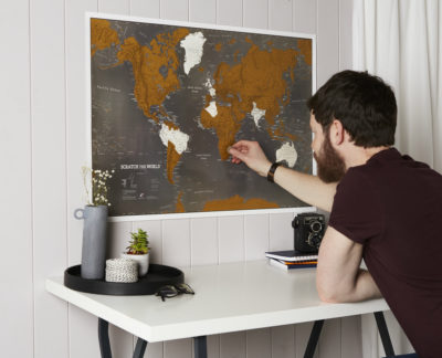 There are many kinds of Dads, and Maps International has inspiring map gifts and prints for all of them this Father's Day