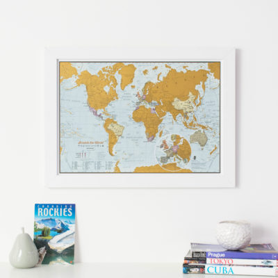 Back to Uni - Dorm Room Décor for Travel-Mad Students