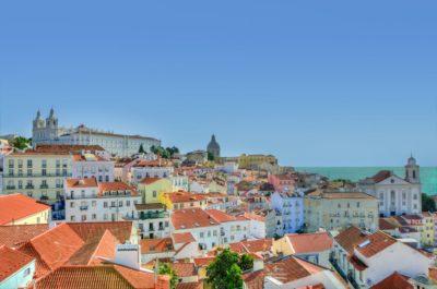 Lisbon-landscape-sky