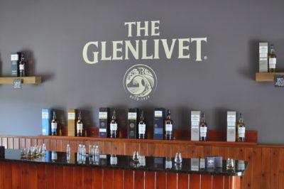 Glenlivet Whisky tasting Scotland distilleries maps