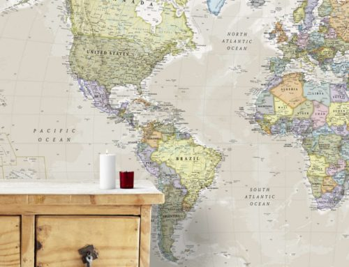 Give your home an International Makeover this Spring!