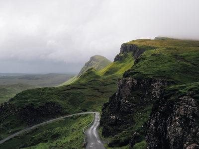 Maps International Scottish Highlands