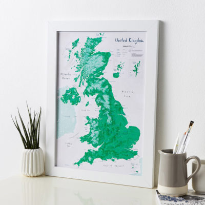UK As Art Shamrock image