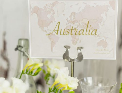 The best Map Wedding Gifts for all Couples