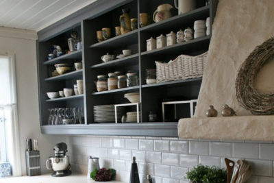 open shelving kitchen ideas from decoratw.com