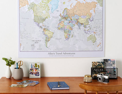 Confused by so many world maps for sale? Why choosing one from Maps International is a good bet