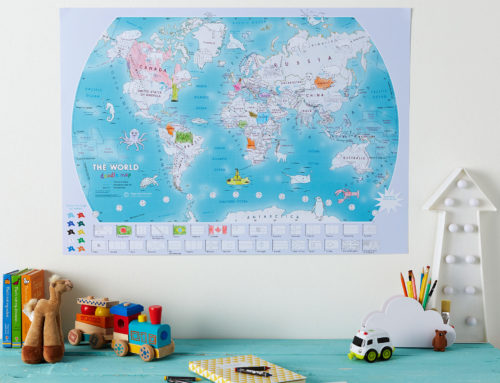 Your Ultimate Guide to the most Fun (and educational!) Maps for Kids to enjoy while Social Distancing
