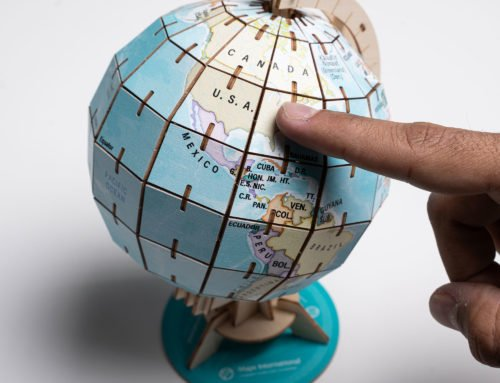 Introducing the all-new 3D Wooden Globe Puzzle!