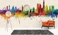 Wallpaper London City Skyline