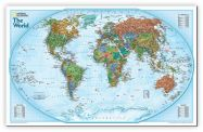 National Geographic World Explorer Map (Canvas)