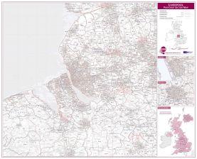Liverpool Postcode Sector Map