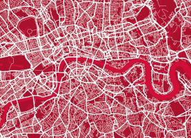 London Street Art Map