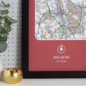 Personalised-UK-Maps