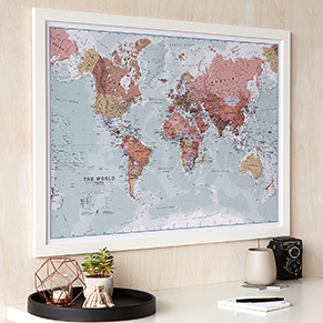 World Map Gifts