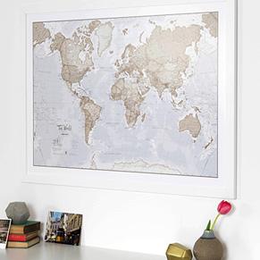 Art World Maps