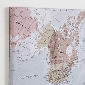 Canvas Maps