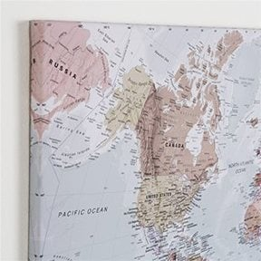 Canvas Maps